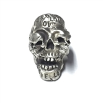 Skull Eyeballs Ring