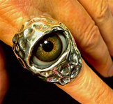 Ancient Eye of God Ring