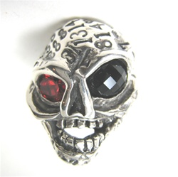 Skull Rings Lucky Numbers Ring Database