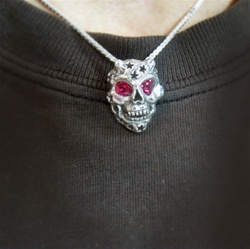 Demon Comet Necklace